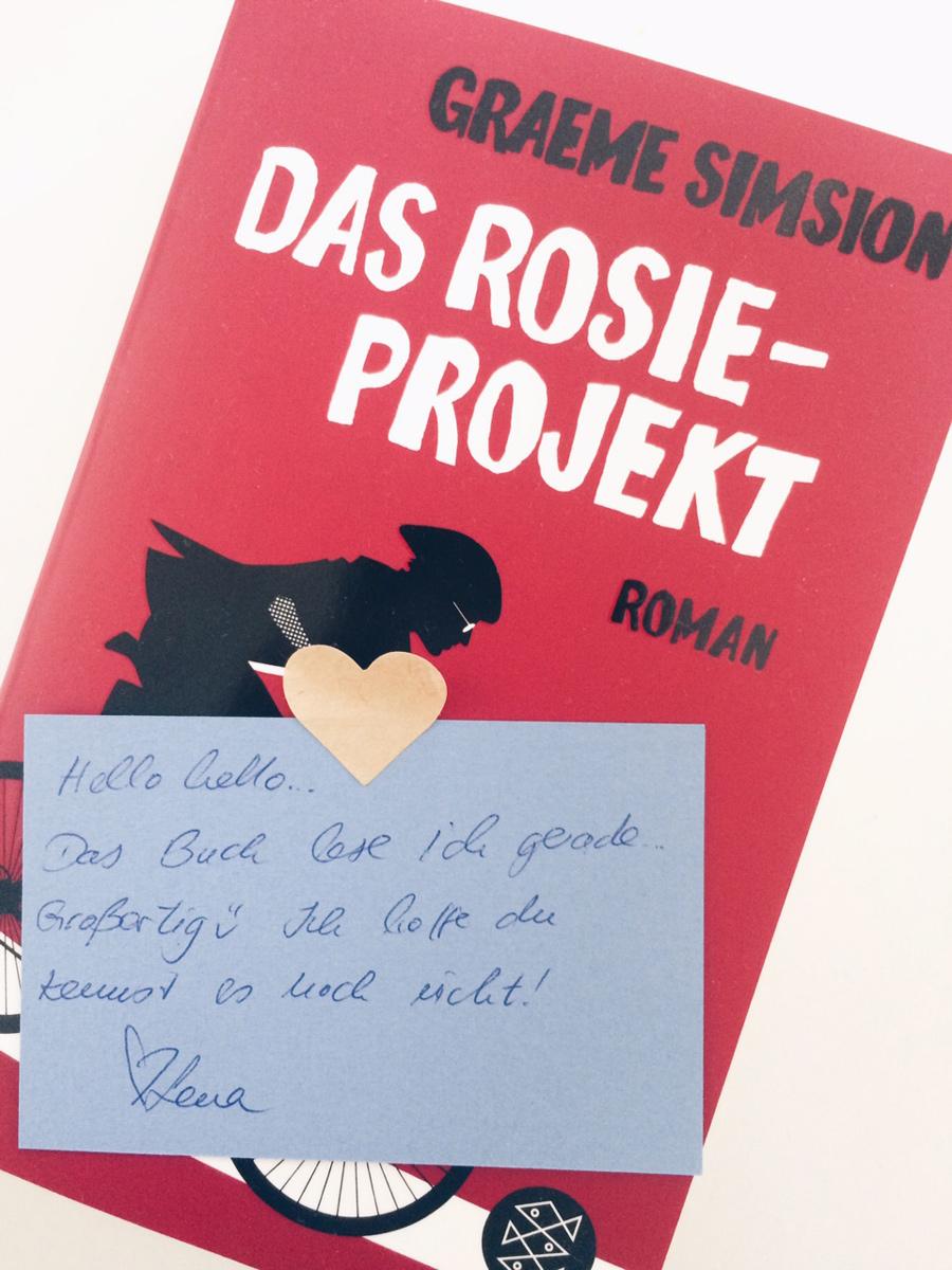 """Bild des Buchs """"Das Rosie-Projekt"""""""