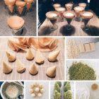 Anleitung für gebackene Tannenbäume zum Advent