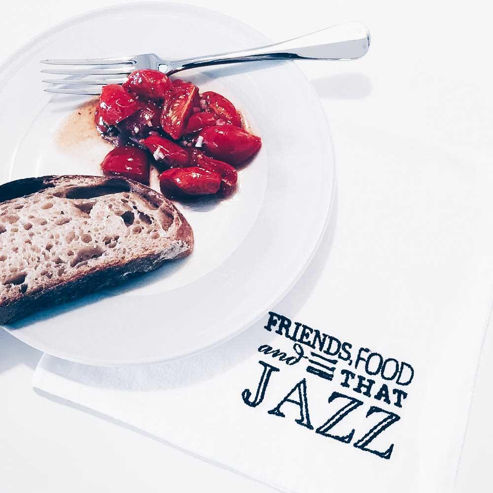 Brot und gebackene Tomaten – Party-Rezept von fairy likes